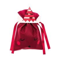 """Noël"" - Joli sac lutin de Noël PM"