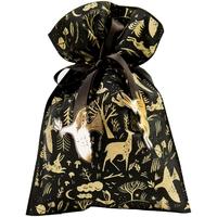 """Gold"" - Joli sac noir et doré"