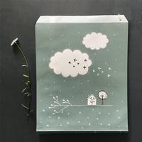 """""""Poésie"""" - 10 grands sachets papier"""