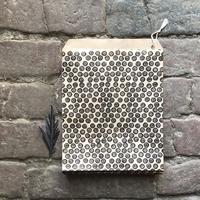 """Dots"" - 10 pochettes en papier kraft"
