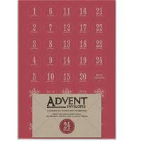 Kit pour calendrier de l'Avent fait maison