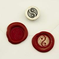 """""""Vintage"""" - Sceau à cacheter yin et yang"""