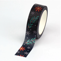 """""""Nature"""" - Masking tape Hiver"""
