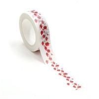 """""""Color"""" - Masking tape avec des coquelicots"""
