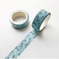 """Tradition"" - Masking tape bleue"
