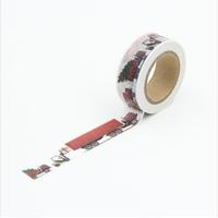 """""""Camion de Noël"""" - Masking tape 10m"""