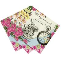 """""""Alice"""" - 20 serviettes en papier"""