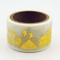 """Paris"" - Masking tape dorée"