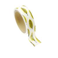 """""""Feuilles"""" - Masking tape 10m"""