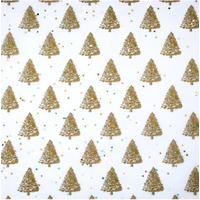 """Sapin"" - 5 feuilles de papier de soie Noël"