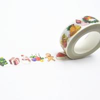 """""""Noël"""" - Masking tape 10m"""