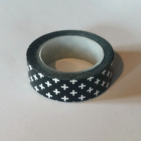 """Black & White"" - Masking tape 10m"