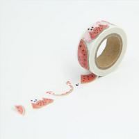 """Pastèque"" - Masking tape 10m"