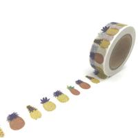 """""""Ananas"""" - Masking tape 10m"""