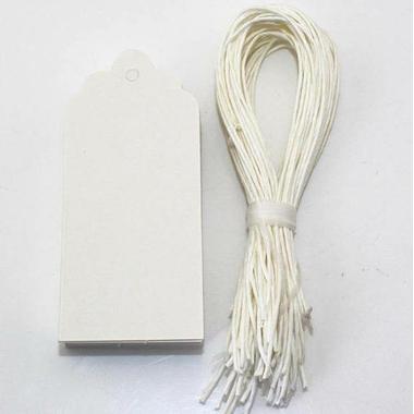 tag blanc