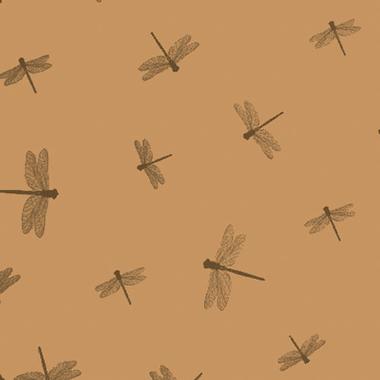 joli papier de soie libellule