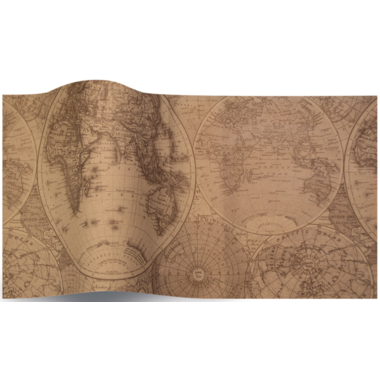 papier de soie vintage