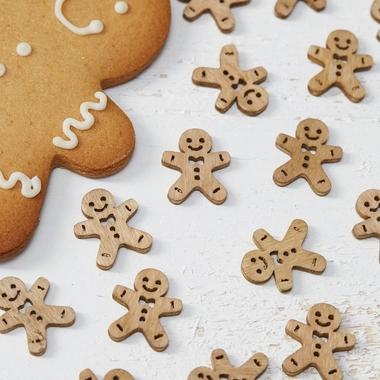 Confetti Gingerbread bois