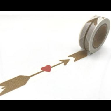 washi tape fleches