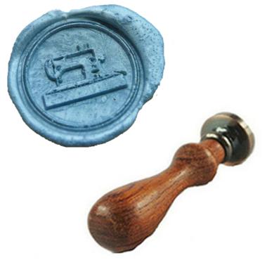 sceau cachet de cire couture