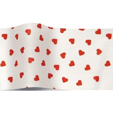 papier de soie coeur