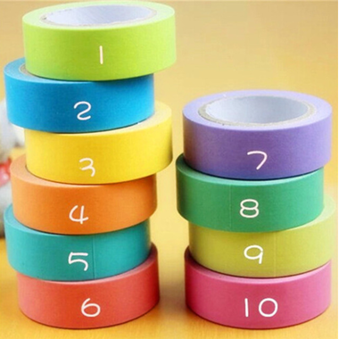 masking tape couleur unie