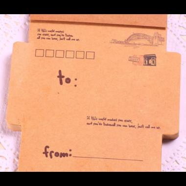 enveloppe airmail