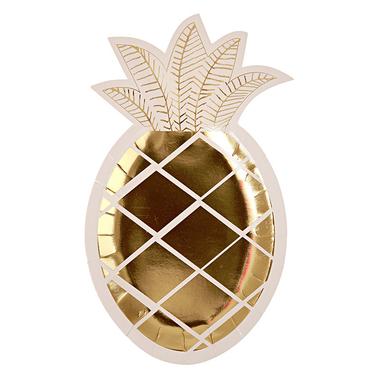 decoration-de-table-8-assiettes-papier-ananas-dore-f-8763982-assiette-ananas3c8b-127e2_big