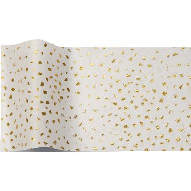 papier de soie doré