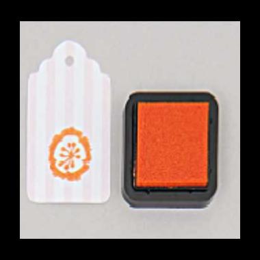 petit encreur orange