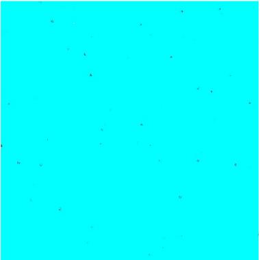 papier de soie turquoise