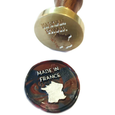 sceau de cire made in france