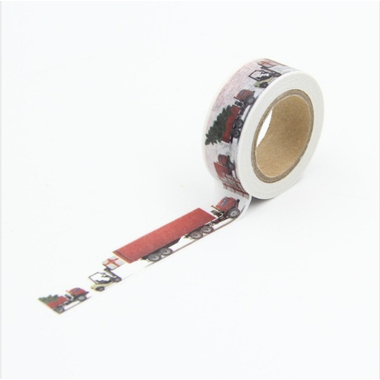 masking tape camion