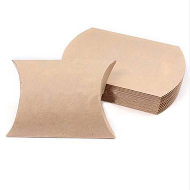 50 boites d co en carton kraft sachets boites d co la paqueterie. Black Bedroom Furniture Sets. Home Design Ideas