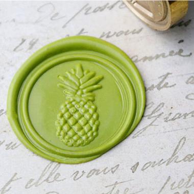 sceau ananas