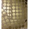 """Gold"" - 24 petits oeillets dorés"