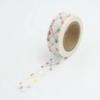 """Amour"" - Masking tape flèches et coeurs pastel"