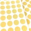 """""""Color"""" - 24 petits oeillets jaunes"""