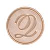 """""""Alphabet"""" - Sceau lettre Q cursive"""