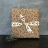 """""""Rouleau"""" - 3m de papier cadeau Houx"""