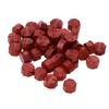 """""""Rouge brillant"""" - 100 granulés de cire pour sceau"""