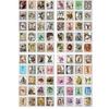 """""""Tea party"""" - 80 timbres Alice au pays des Merveilles"""