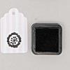 """""""DIY"""" - Petit encreur noir pour tampon"""