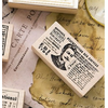 """""""Vintage"""" - Tampon publicité rétro"""