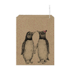 """Pingouin"" - 10 grands sachets kraft"