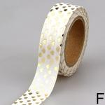 foil tape coeur