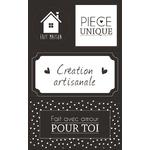 sticker creation artisanale