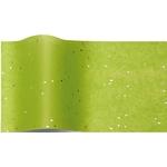 papier de soie vert pomme