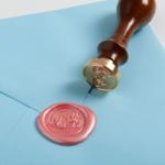 sceau personnalisé français