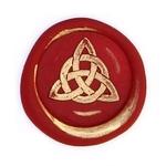 sceau de cire trinquet